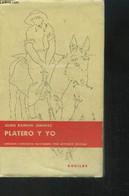 Platero Y Yo - Jimenez Juan Ramon - 1962 - Cultural