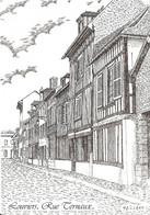 27 Louviers Rue Cernaux (Carte Vierge) - Louviers