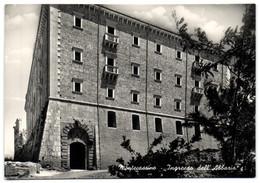 Montecassino - Ingresso Dell'Abbazia - Napoli (Napels)