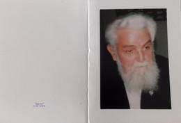 Pater Norbert Jans-veurne 1926-congo-zuun 1997 - Devotion Images