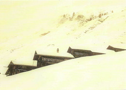 Sapün - Berghäuser Im Schnee           2007 - GR Grisons