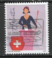 Zwitserland 2021 Mi  Gestempeld - Used Stamps