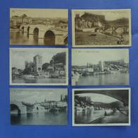 HUY - 6 Cartes Postales Très Anciennes - HUY (Lot 9) - Huy