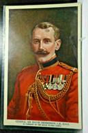 Tuck's Oiette No 8741 GENERAL SIR DAVID HENDERSON DB Postcard Not Posted EX - Personaggi Storici