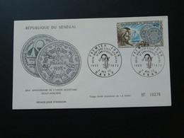 FDC Union Monétaire 1972 Senegal Ref 63265 - Senegal (1960-...)