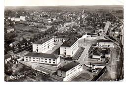 VARENNES SUR ALLIER--1967-- Vue Générale Aérienne--Quartier.de La Gare....cachet  (vache,concours Agricole).....à Saisir - Autres Communes