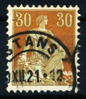 SCHWEIZ 1908 Nr 104 Gestempelt X4C9BD2 - Used Stamps