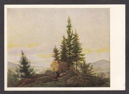 PF128/ Caspar David FRIEDRICH, *Ausblick Ins Ettal*, Dresden, Gemäldegalerie - Pittura & Quadri