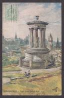 PF142/ John FULLEYLOVE, *Edinburgh From Calton Hill*, Ed. R. Tuck & Sons, *Oilette* N°7321 - Pittura & Quadri