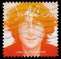 Etats-Unis / United States (Scott No.5312 - John Lennon) (o) - Used Stamps