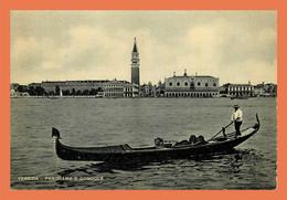 A557 / 053 VENEZIA Panorama E Gondola - Zonder Classificatie