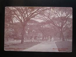 1905 BRITISH GUYANA GEORGETOWN MAIN STREET - Otros