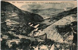 3FOM 610 CPA - LIGNE DE LA MURE - LE VALLON DE LA MOTTE LES BAINS - Unclassified