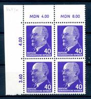 DDR 1963 Nr 936Xx Postfrisch (408834) - Zonder Classificatie