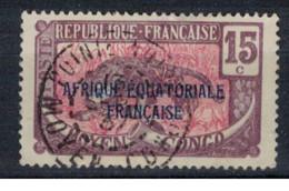 CONGO     N°  YVERT  77  OBLITERE       ( Ob   2 / 46 ) - Oblitérés