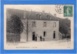 23 CREUSE - MOUTIER ROZEILLE La Poste (voir Description) - Other Municipalities