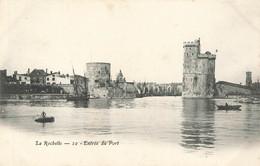 LA ROCHELLE : ENTREE DU PORT - La Rochelle