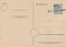 SBZ   -  1948  ,  Währungsreform  -  Bezirkshandstempel    37  BAD DOBERAN    -  Michel P23 VIII - Zona Soviética