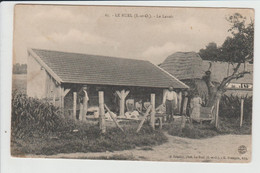 HARAVILLIERS - VAL D'OISE - LE RUEL - LE LAVOIR - Sonstige Gemeinden