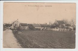 HARAVILLIERS - VAL D'OISE - ENVIRONS DU RUEL - SAUSSETTE - Sonstige Gemeinden