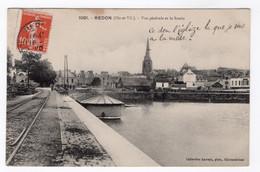 35 ILLE ET VILAINE - REDON Vue Générale Et Le Bassin - Redon