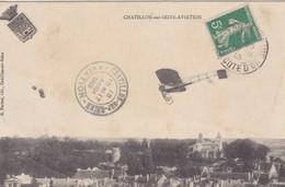 Carte-Postale  France Chatillon Sur Seine Aviation - Chatillon Sur Seine