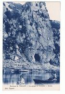 07 - GORGES DE L'ARDECHE - Grotte - 456 - Otros Municipios