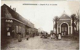 STEENWORDE   -   Chapelle N-D De LOURDES - Steenvoorde