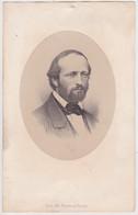 Doodsprentje Pierre Felix Claes. +Antwerpen, Begraven Te Deurne. Lith. Fl. Van Loo - Avvisi Di Necrologio