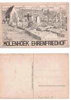 Beselare  Zonnebeke  Molenhoek Ehrenfriedhof - Zonnebeke