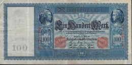 ALEMANIA  100 MARK  21-04-1910  BUEN ESTADO - 100 Mark