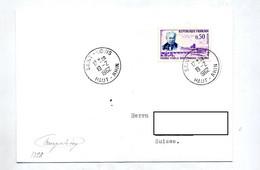 Lettre Cachet Saint Louis Sur Bretonneau - Bolli Manuali