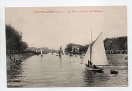 - CPA LE POULIGUEN (44) - Le Port Un Jour De Régates - Cliché Fodéré 257 - - Le Pouliguen