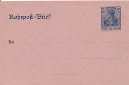 DR - 1903  , Rohrpost-Brief    -  Michel  RU 6 - Stamped Stationery
