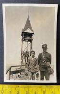 Bürgenstock Lift/ Uri/ Liftbegleiter Ca. 1935/ Photo - Luoghi