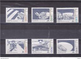 PORTUGAL 1978 CIRCULER C'EST VIVRE Yvert 1377-1382 NEUF** MNH - Ongebruikt