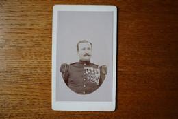 Photographie Militaire Sous Officier Nombreux Ordres INDOCHINE  Et Médailles Et Prix De Tir 1906 - Guerre, Militaire