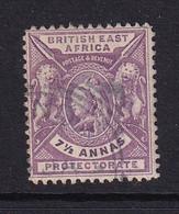 British East Africa: 1896/1901   QV     SG73    7½a      Used - África Oriental Británica
