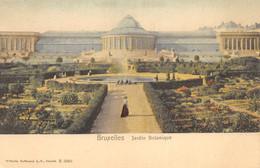 Bruxelles - Jardin Botanique - Ed. W. Hoffmann - Forests, Parks