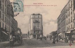 TOUT PARIS  ( 20 ème ) - Rue Alexandre Dumas Et Rue De Terre Neuve - Distretto: 20
