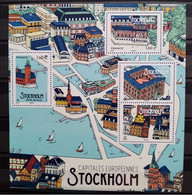 FRANCE NEUF.BF Capitale Stockholm 2020 - Nuovi