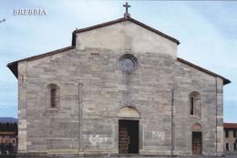 (P608) - BREBBIA (Varese) - Parrocchia San Pietro E Paolo - Varese