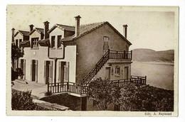 Villa Marie-Jeanne - Ile Du Levant Par Le Lavandou - Pas Circulé - Le Lavandou