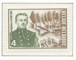 D - [151261]SUP//**/Mnh-N° 1726, Caporal Léon Tressignies Et Lieu-dit 'pont Brûlé' à Vilvorde, SNC - Unused Stamps
