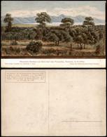 .Mosambik Moçambique Mwasukula Nyassa Deutsch Ostafrika Aquarell Kolonie 1914 - Mozambique