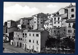 Italie. Ostra Vetere (Ancona). Via Marconi. 1961 - Ancona