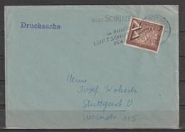 Berlin Mi. 160 Auf Brief Gestempelt Münster 1965 ? - Covers & Documents
