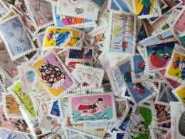 Lot De 2000 Timbres France 2019/2021 Par Mutiple Avec Paysage, Empreintes Et Kandisky - Used Stamps