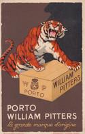 Pubblicitarie - Porto William Pitters  - F. Piccolo - Nuova - Molto Bella - Pubblicitari