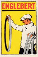 Pubblicitarie - ENGLEBERT - F. Piccolo - Nuova - Molto Bella - Advertising